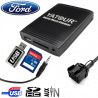 Interface USB MP3 FORD - connecteur 12pin
