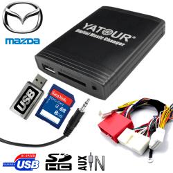 Interface USB MP3 MAZDA CAN BUS