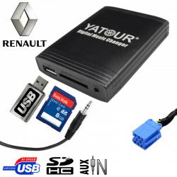 Interface USB MP3 RENAULT