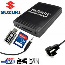 Interface USB MP3 SUZUKI Clarion