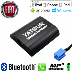Interface Kit mains libres Bluetooth et streaming audio FIAT