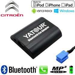 Interface Kit mains libres Bluetooth et streaming audio CITROEN VAN
