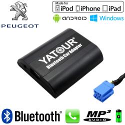 Interface Kit mains libres Bluetooth et streaming audio PEUGEOT VAN