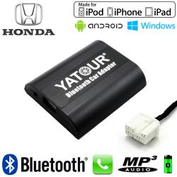 Interface Kit mains libres Bluetooth et streaming audio HONDA 2