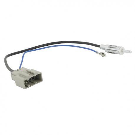 Adaptateur d'antenne pour autoradio DIN pour NISSAN