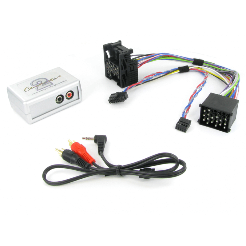 Interface Auxiliaire Land Rover Freelander