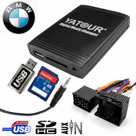 Prise Adaptateur Interface Usb Mp3 Bmw E36 E46 E39 E38