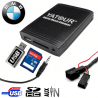 Interface USB MP3 BMW4 - chargeur CD