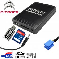 Interface USB MP3 CITROEN VAN