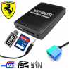 Interface USB MP3 FERRARI