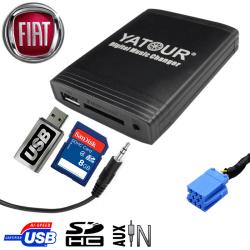 Interface USB MP3 FIAT