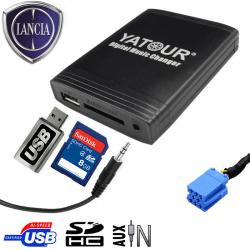 Interface USB MP3 LANCIA