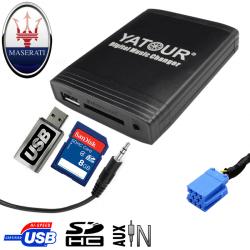 Interface USB MP3 MASERATI