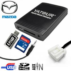 Interface USB MP3 MAZDA