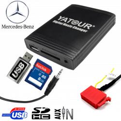 Interface USB MP3 MERCEDES