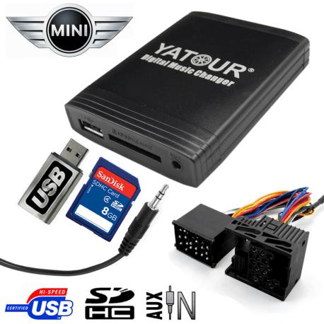 Interface USB MP3 MINI - connecteur 17pin