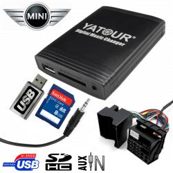 Interface USB MP3 MINI - connecteur 40pin