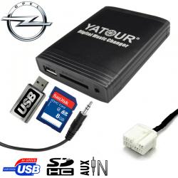 Interface USB MP3 OPEL - Autoradios PACR
