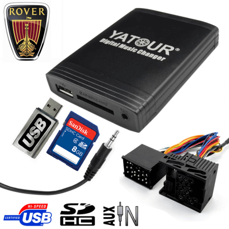 Interface USB MP3 ROVER
