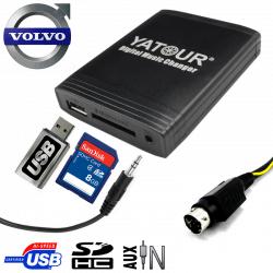 Interface USB MP3 VOLVO SC