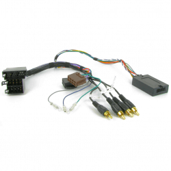 Interface commandes au volant - Audi A3, A4, TT à partir de 2003