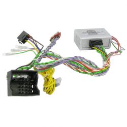 Interface commandes au volant - BMW série 1 E81, 3 E90, 5 E60 à partir de 2005 avec radar de stationnement - CAN BUS