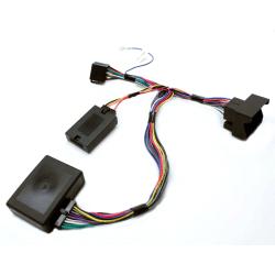 Interface commandes au volant - BMW série 3, 5, X5 avec système amplifié de 1995 à 2006 - CAN BUS