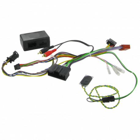 Interface commandes au volant - Ford Focus et C Max à partir de 2011 avec petit écran - Basic Small Display - CAN BUS