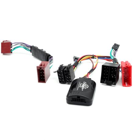 Interface commandes au volant - Kia Soul à partir de 2012 avec sortie ligne amplifiée