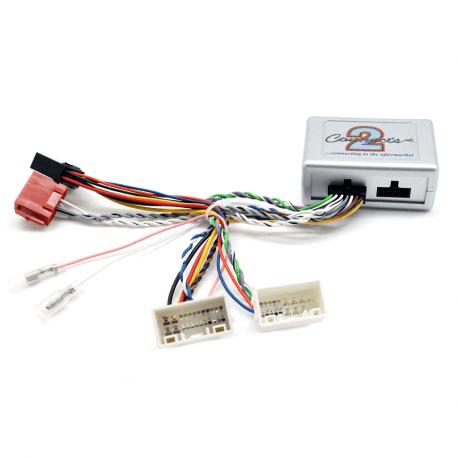Interface commandes au volant - Kia Optima, Soul, Sportage, Sorento à partir de 2011 avec amplification digitale - CAN BUS
