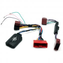 Interface commandes au volant - Mazda 6 de 2007 à 2009 avec système amplifié BOSE