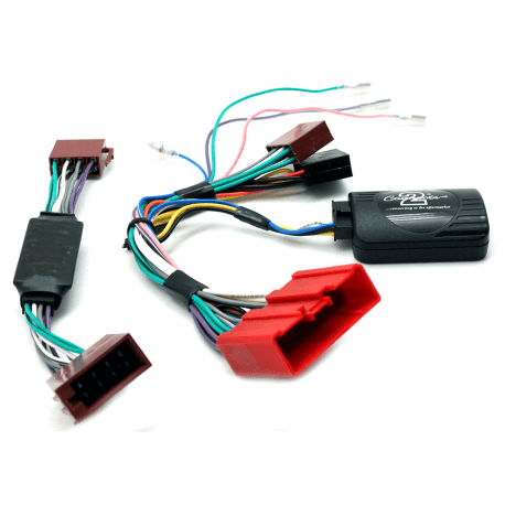 Interface commandes au volant - Mazda 3 à partir de 2009 et Mazda 6 à partir de 2010 avec système amplifié BOSE
