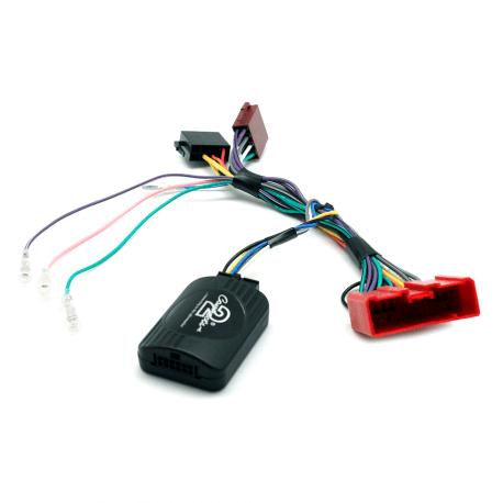Interface commandes au volant - Mazda 3 à partir de 2009 et Mazda 6 à partir de 2010 sans système amplifié