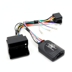 Interface commandes au volant CAN BUS - Mercedes SL, SLK, Classe E avec autoradio Audio 20