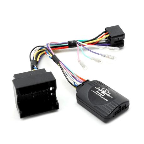 Interface commandes au volant - Mercedes SL, SLK, Classe E avec autoradio Audio 20 - CAN BUS