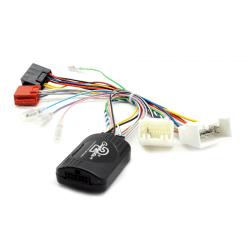 Interface commandes au volant CAN BUS - Mitsubishi Lancer, Outlander et Outlander Sport avec amplification Rockford Fosgate