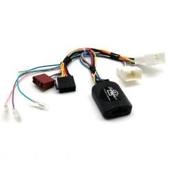 Interface commandes au volant CAN BUS - Mitsubishi Pajero, Shogun et Montero avec système amplifié d'origine Rockford Fosgate