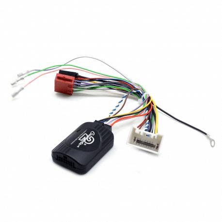 Interface commandes au volant - Mitsubishi Outlander à partir de 2013 - CAN BUS