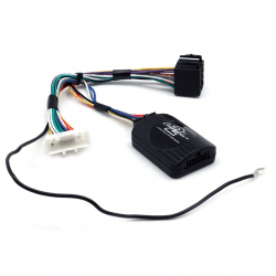 Interface commandes au volant - Nissan Qashqai J10, X-Trail I T31, Micra K12C, Rogue, Navara D40, Pathfinder R51