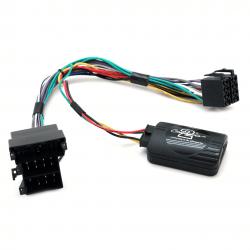 Interface commandes au volant - Rover 25, 45, 75 jusqu'à 2005 avec connecteur Mini ISO