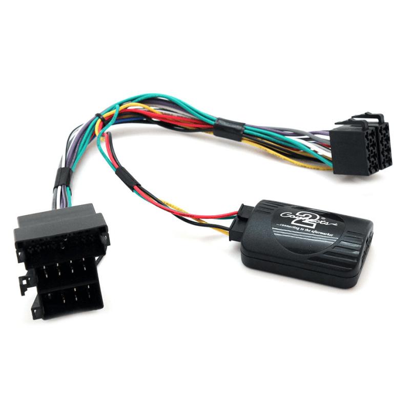 interface commandes au volant rover 25 45 75 jusqu 39 2005 avec connecteur mini iso elec auto. Black Bedroom Furniture Sets. Home Design Ideas