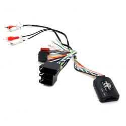 Interface commandes au volant - Seat Exeo à partir de 2009 avec connecteur Mini ISO - CAN BUS