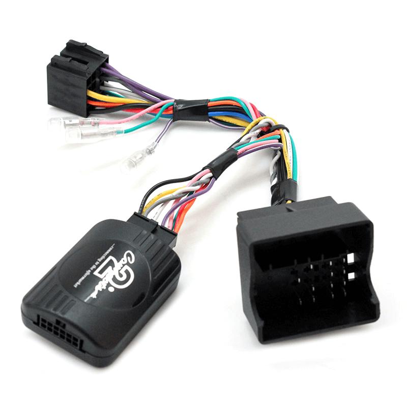 AUX POUR SUZUKI SWIFT RZ AZ Auto Radio Adaptateur Volant Adaptateur câble avec USB