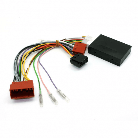 Interface commandes au volant - Jeep Commander et Grand Cherokee - Connecteur MARRON