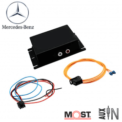 Interface auxiliaire MERCEDES