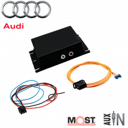Interface auxiliaire BMW - autoradios MMI2G High
