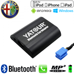Interface Kit mains libres Bluetooth et streaming audio ALFA ROMEO