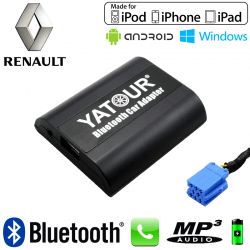 Interface Kit mains libres Bluetooth et streaming audio RENAULT