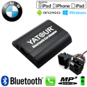 Interface Kit mains libres Bluetooth, streaming audio et recharge USB BMW2 - connecteur 40pin