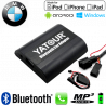 Interface Kit mains libres Bluetooth et streaming audio BMW DSP - chargeur CD + DSP